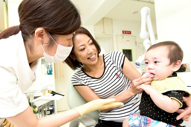 永久歯列の不正・先天的欠損