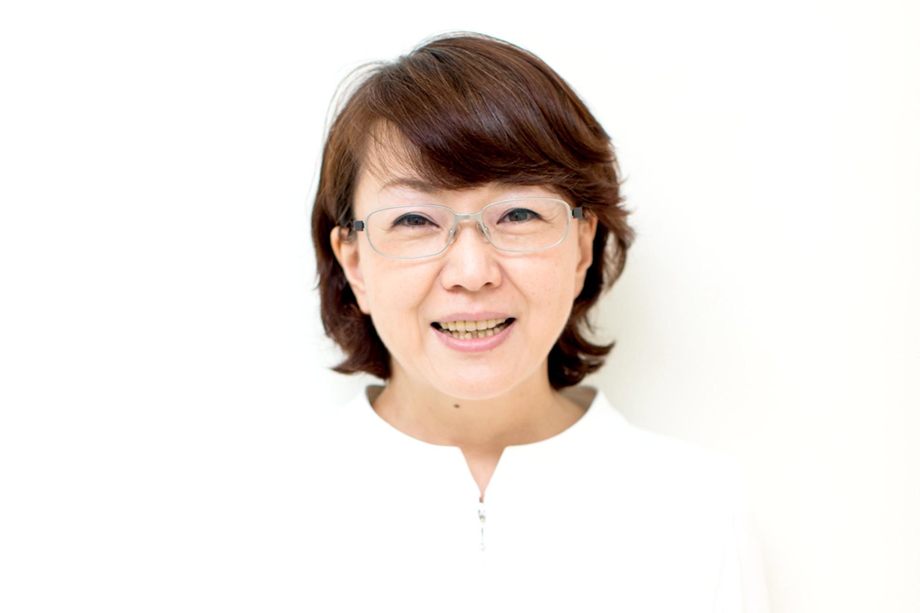 「ヨシエ歯科」院長:田中良枝